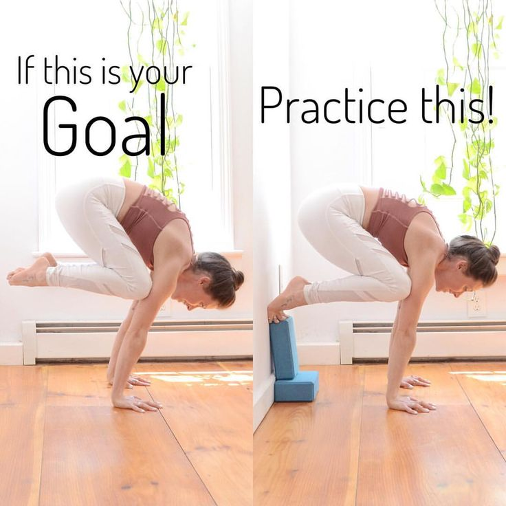 Want to ease into arm balances but feel the load is too intense? Crane pose is a… – Sit R.