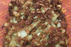 Pork Rind Stuffing - Ketogenic.com