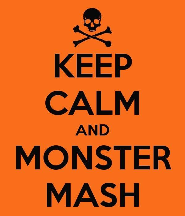 monster mash-theme carnival bash