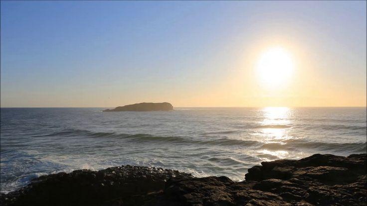 Fingal Head sunrise over ocean timelapse comprising of 224 photos taken over a 1hr period #timelapse  #australia #goldcoast #queensland #sunrise