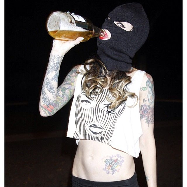 Happy Thirsty Thursday   #badwood x @kittehhh  Photo by @christiancarrera