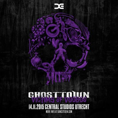 Ghosttown 2015 (flyer)
