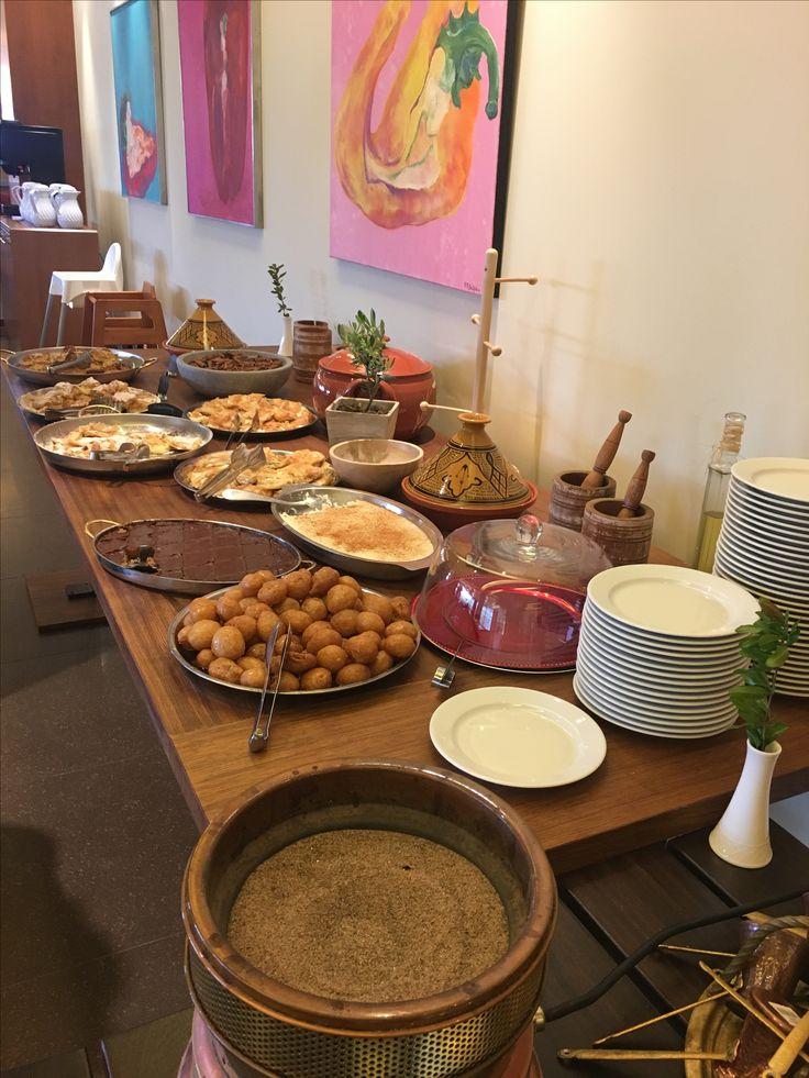 Good morning with Greek breakfast at Porto Carras Meliton Hotel!  Getting ready for  day 2 of 8th Porto Carras Golf ProAm tournament!   #PortoCarras #Sithonia #Halkidiki #breakfast