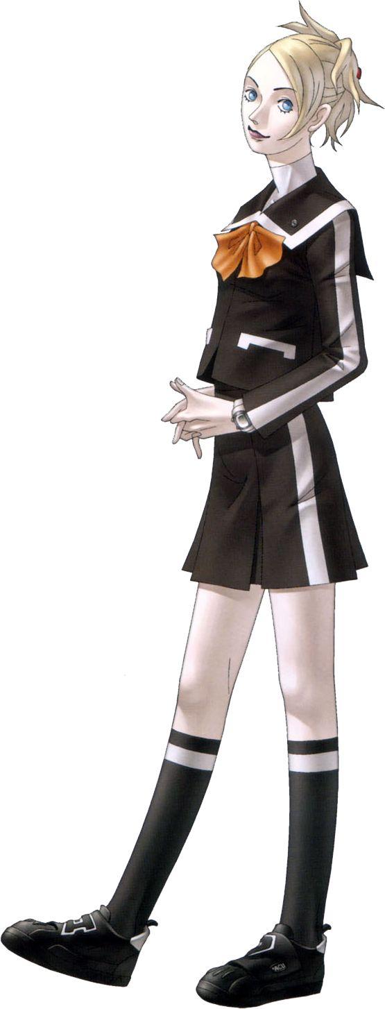 Persona 2: Innocent Sin - Lisa Sliverman
