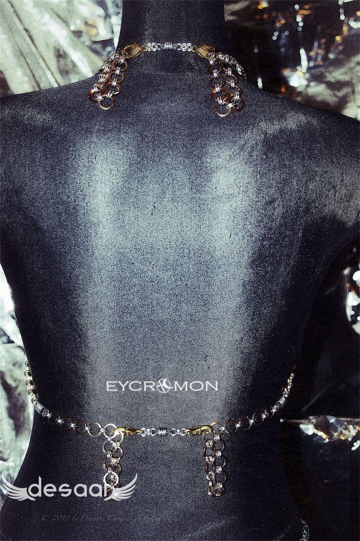 #EYCROMON# #DragonsChain#