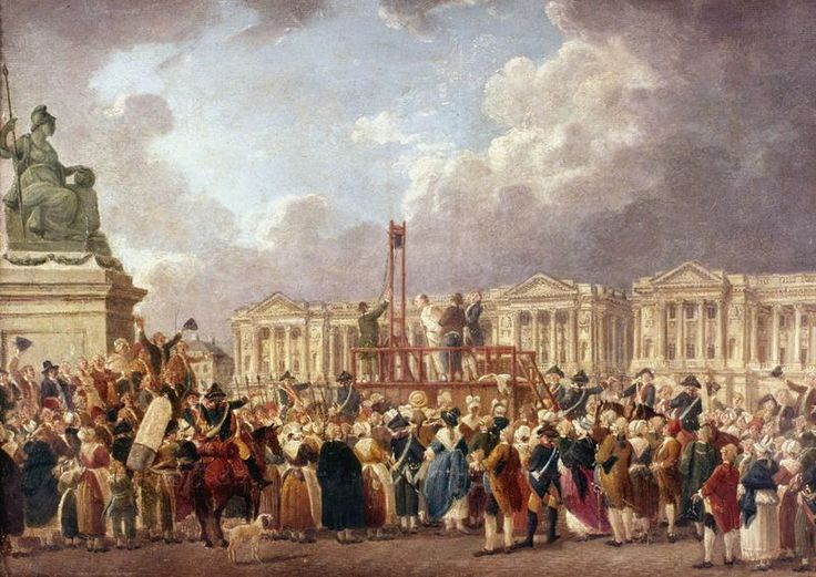 The French Revolution during the Reign of Terror. http://simon-rose.com/books/etc/historical-background/