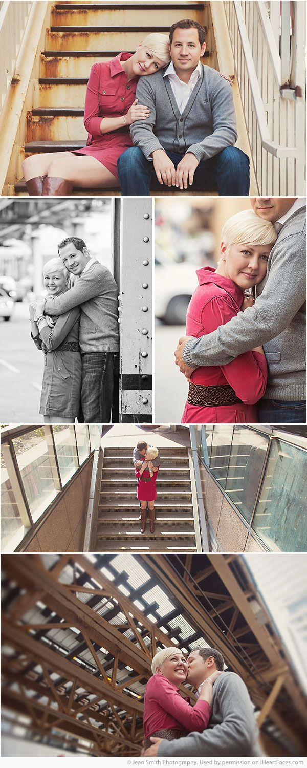Beautiful Engagment Session by Detroit area Wedding Photographer Jean Smith