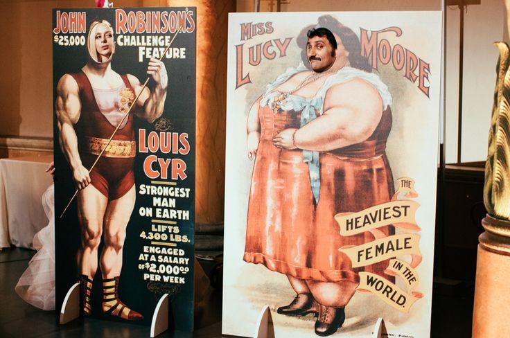 Insane Italian Vintage Circus Wedding: Michelangelo & Francilla