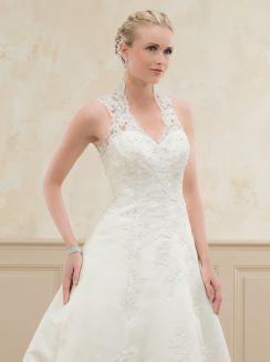 Robe de mariée Liane Point Mariage
