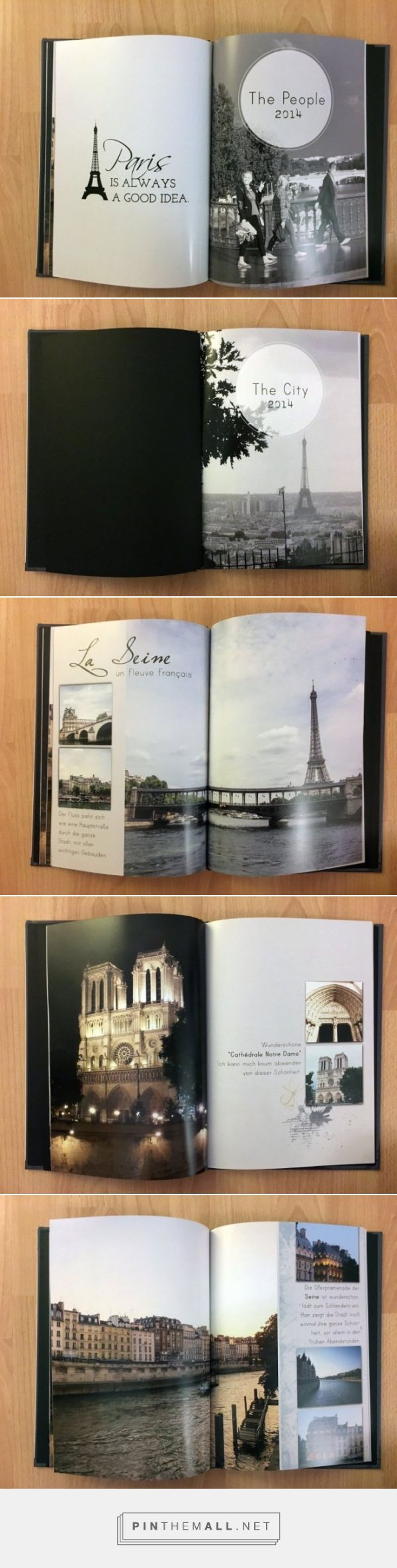 CITY TRIPS: Paris - The printed photo album - Isa's Place                                                                                                                                                                                 Mehr