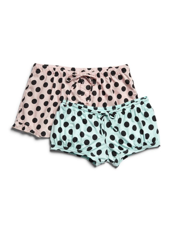 Polka dot sleep shorts #GapLove