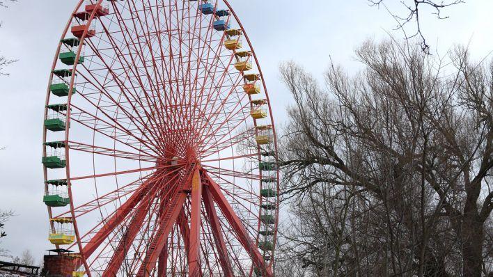 Lichtblick für das Riesenrad im Spreepark