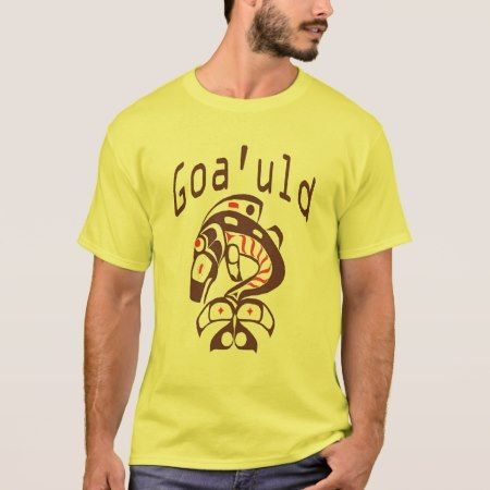 Goa'uld Graphic Image T-Shirt - tap, personalize, buy right now!