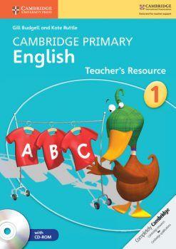 Cambridge International Primary: English Teacher's Resource with CD-ROM (years 1 - 6)