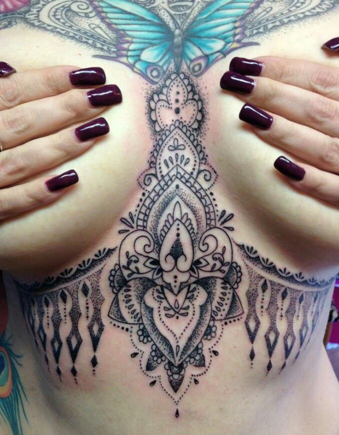1000 images about underboob on pinterest mandalas for Tattoo shops in beaverton