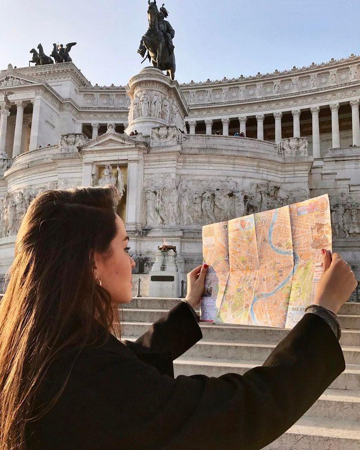 """8,285 Likes, 31 Comments - Andy Torres (@stylescrapbook) on Instagram: """"Mi scusi, where's the Altare della Patria?  #Rome"""""""