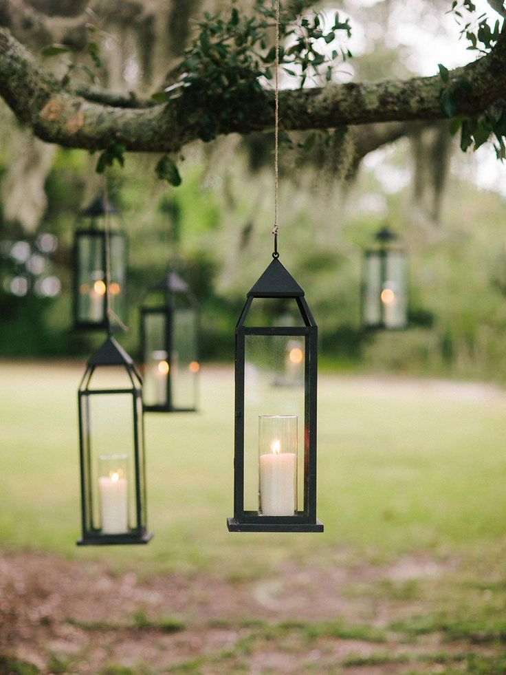 15 Gorgeous Lighting Ideas for Outdoor Weddings