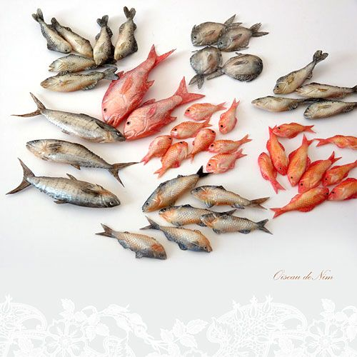 Le Petit Monde d'Oiseau: Go Fishing?