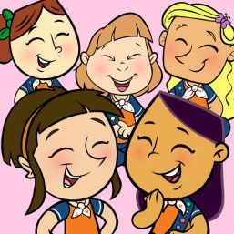 Songs to sing with Brownies - Girl Guides of Canada