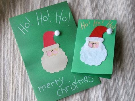 Своя открытка, открытка своими руками на рождество по английскому языку