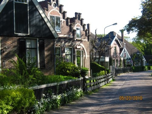 Twisk, province of Noord-Holland - Town my Oma grew up in