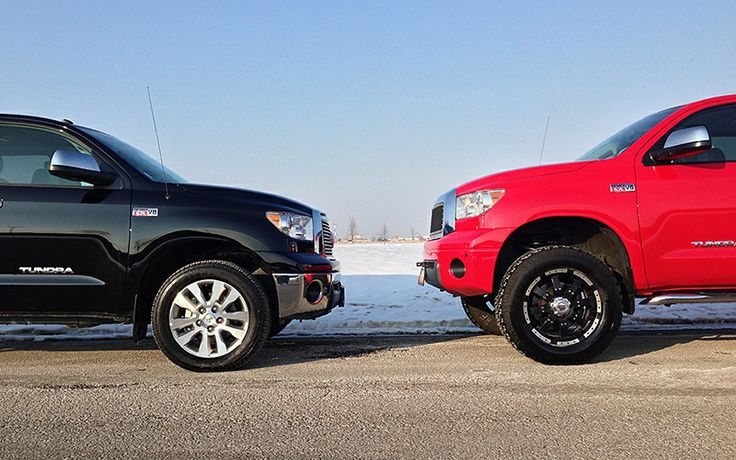 """2007-2020 Toyota Tundra 4x4 & 2wd - 4"""" Lift Kit by Tuff ..."""