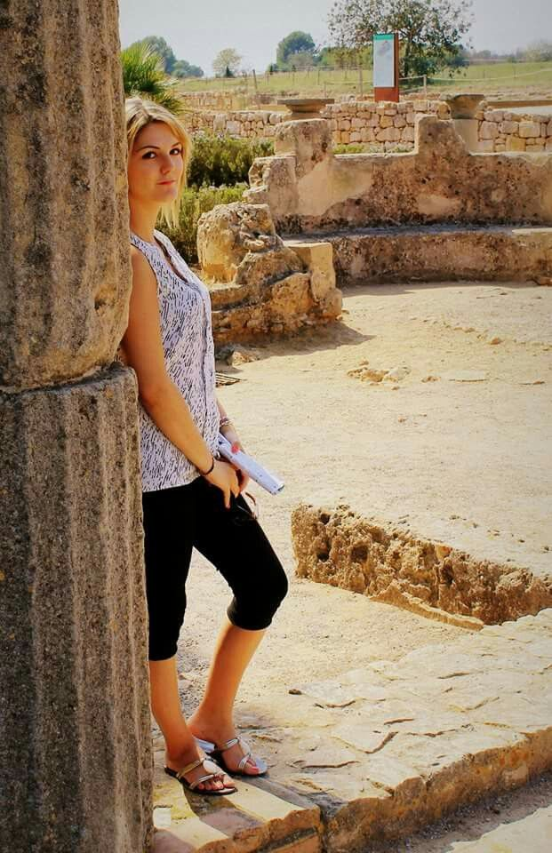 Ruines d'empuries ~ Espagne