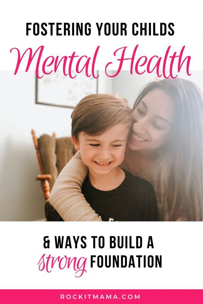 Promote the mental health of your child and build a strong …   – Gesundheit vo…