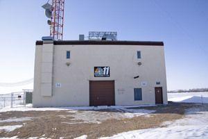 KVLY-TV Mast in Blanchard North Dakota