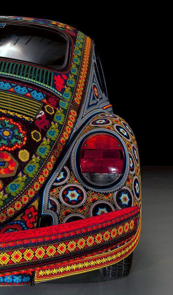 El Vochol, una muestra del arte huichol sobre ruedas | Best Western México, Centroamérica, Panamá y Ecuador