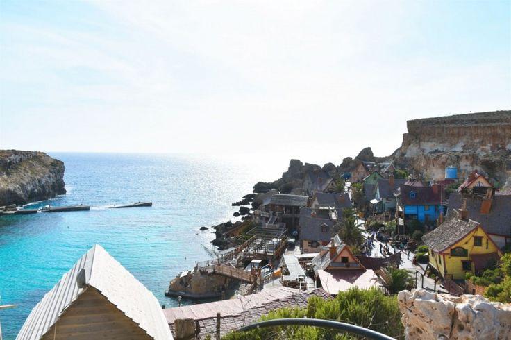Malta, Popey Village, love, travel, trip, blue, water, beautiful
