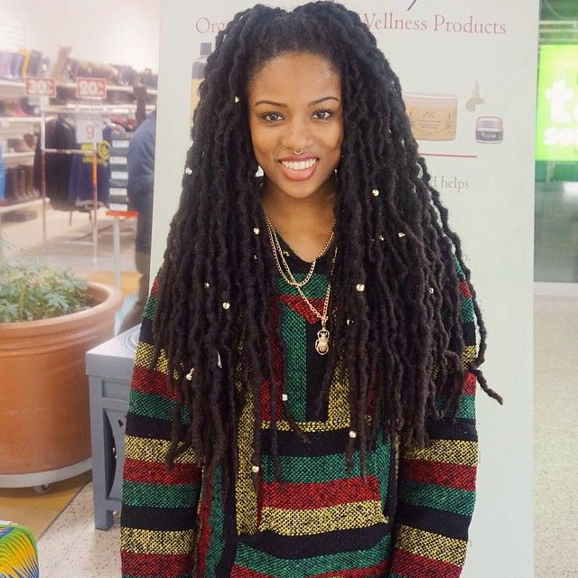 natural hair     locs     dreadlocks     natural beauty