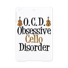 Funny Cello iPad Mini Case