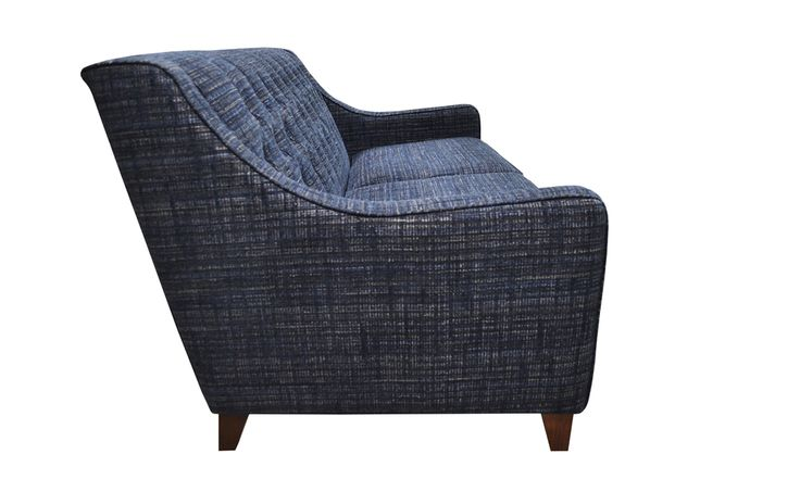 Atlas Medium Sofa in Novella Marine