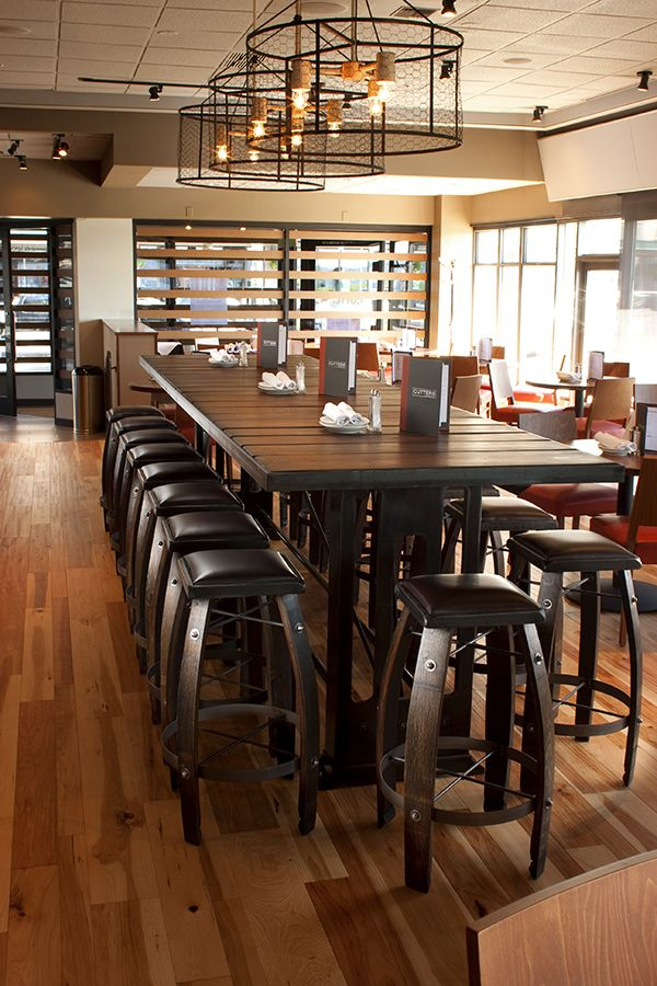 Cutter's Crabhouse, Restaurant Design, bar Design, Hospitality Design, Graphic Design, Interior Design by Bar Napkin Productions #BarNapkinProductions