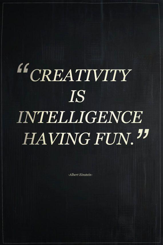 creativity is intelligence-mysticmamma-com