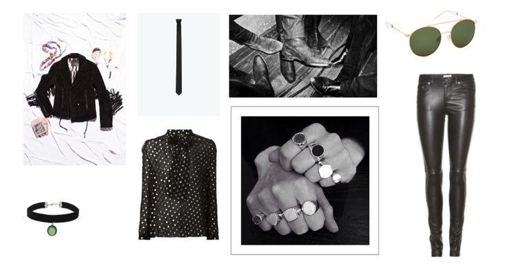 KAIBOSH | The Metallicum Collection | Get The Look