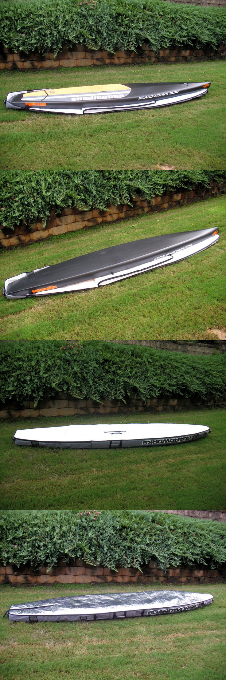 Stand Up Paddleboards 177504: Boardworks 2015 Eradicator 12 6 Carbon Race Stand Up Paddleboard Sup Accessory -> BUY IT NOW ONLY: $2000 on eBay!