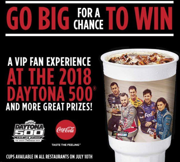 Win a $7,500.00 2-night trip for two to the 2018 Daytona 500 for a VIP Weekend, scheduled for 2/18/18 in Daytona Beach, FL and $300 gift card.    Register now for your chance to win a VIP fan experience at the Daytona 500 and more great prizes! Fill...