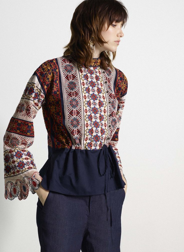Tory Burch Autumn/Winter 2017 Pre-Fall Collection