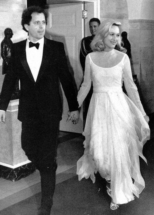 Meryl streep don gummer wedding