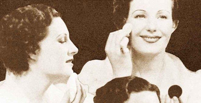 Make Up Anni Trenta