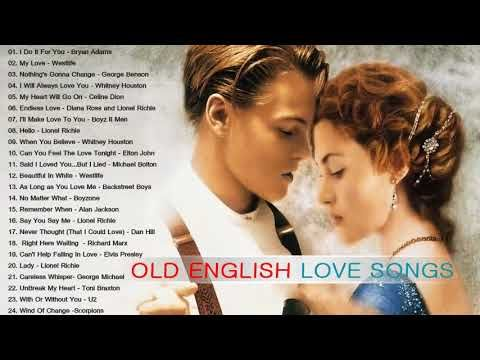 Best Old English Love Songs♥♥♥♥Love Songs 80's 90's Collection♥♥♥♥Greatest Old Love Songs - YouTube
