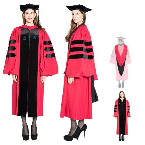 a05c9b977ad Complete Doctoral Regalia for Harvard University