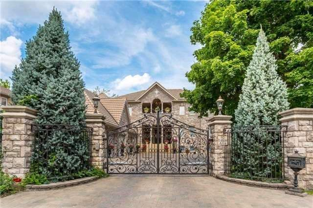 LUXURY HOME: Truly Magnificent Custom Built Masterpiece W/Gated Entrance, Approx 11,000 Sf Of Living Area (Including Lower Level). Exceptional Quality & Workmanship Throughout, Stunning Gourmet Kitchen, Multiple Walk Out To Patio. 5th Bdrm & 2nd Kitchen On Main Flr. Professional Finished Lower Level W/Large Recreation Rm, Game Rm, Wet Bar Area, Home Theatre, Bath, Exercise Rm, Wine Making Rm, Laundry Rm, Storage Rm. Large Balcony On 2nd Floor 4.88M X 4.19 O/L Front Yard.