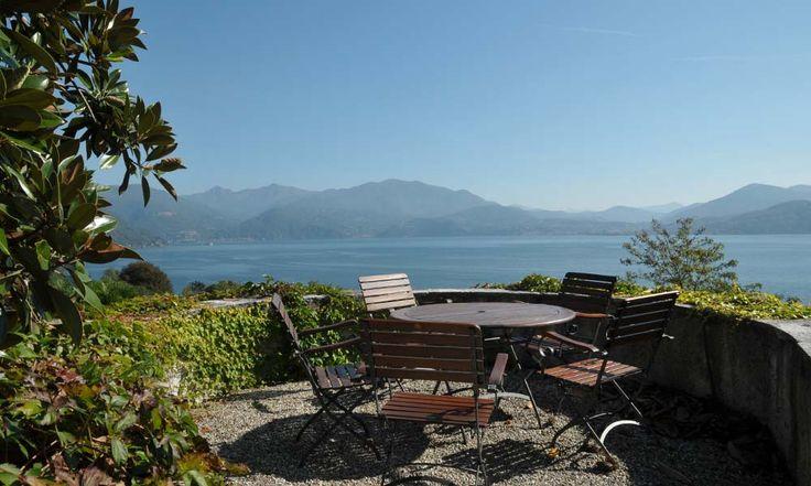 Hotel Villa Margherita in Oggebbio, Italy #hotel #lakemaggiore