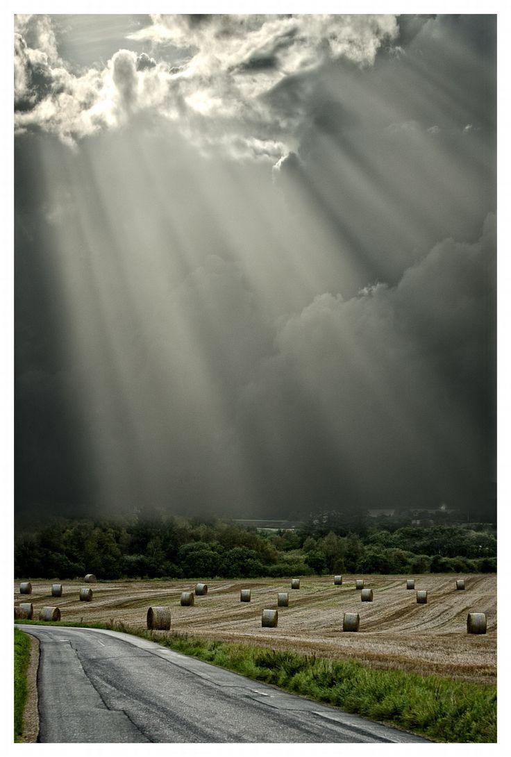 Light by Kjeld Agerskov on 500px #Light #denmark #landscapes