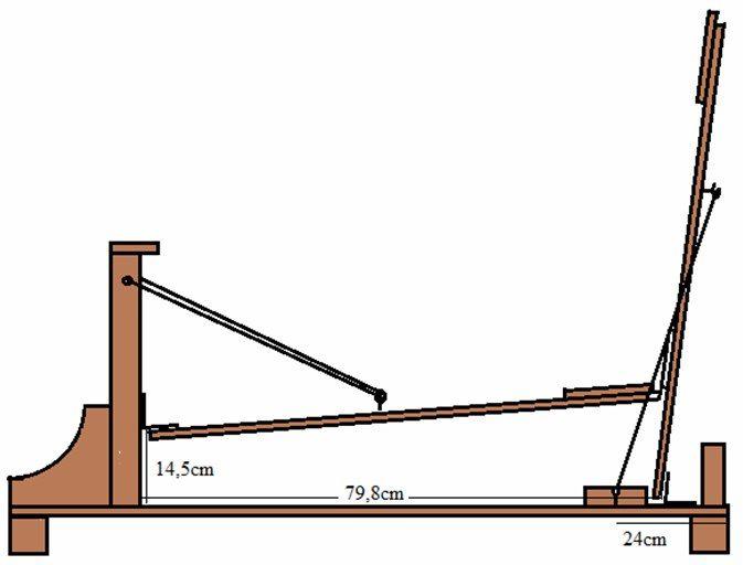 Katapult Bauzeichnung 2
