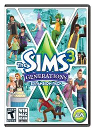 The Sims 3 Generations Expansion Pack for PC   http://www.gamestop.com/pc/games/the-sims-3-generations-expansion-pack/90806