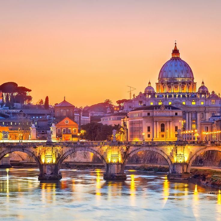 Vi ved det godt - der er mange billeder af broer på dette board - her har du så også en bro i smukke Rom. Tag en storbyferie i Rom - find den her: http://www.apollorejser.dk/rejser/storbyferie